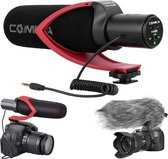 Comica CVM-V30 PRO richtmicrofoon voor camera - Zwart