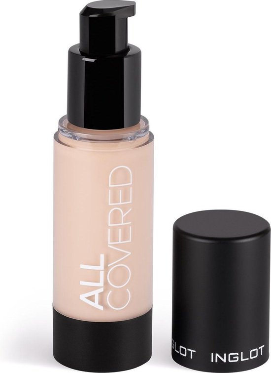 All Covered Face Foundation NF LW001