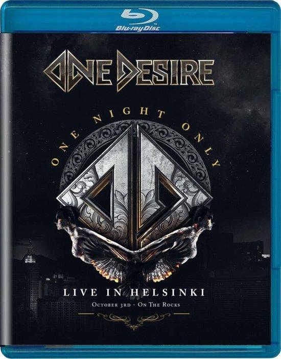 One Night Only - Live In Helsinki (Blu-ray)