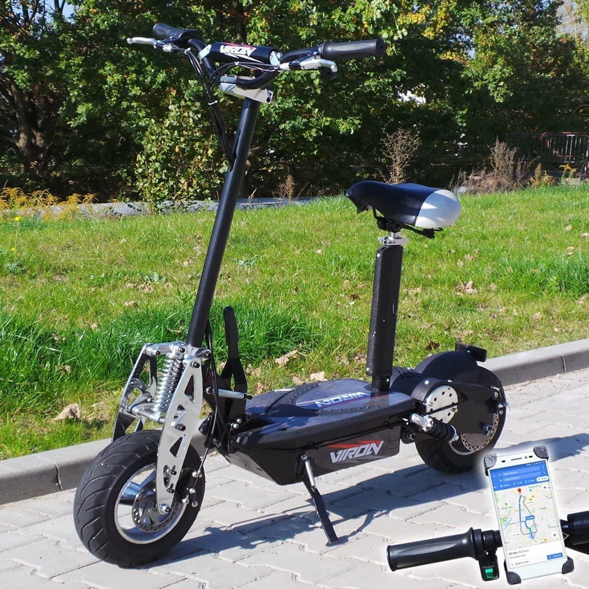 V.7 Elektro-scooter, Elektrische step, E-scooter, elektrische scooter, 800 watt, 36 V