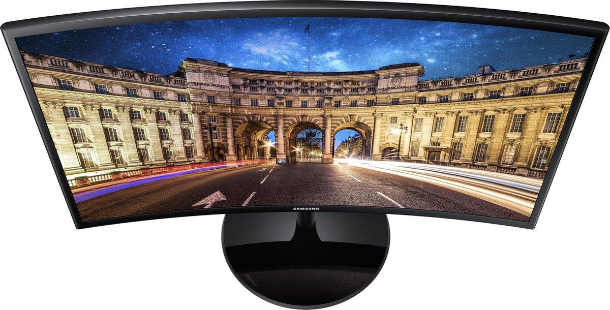 Samsung Monitor C24F390FHR 23,5 Curved (LC24F390FHRXEN)