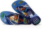 Havaianas Minecraft Unisex Slippers - Blauw/Navy - Maat 27/28