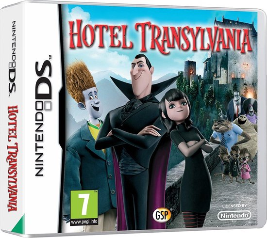 Hotel Transylvania - Merkloos