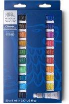 Winsor & Newton Cotman Watercolour 20X5ml Beginners Set