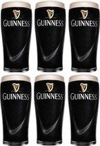 Guinness Bierglazen Pint 50 cl - 6 Stuks