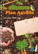 De GROENE (en Schooltuin) Agenda schooljaar 2021-2022  van CitrusPers