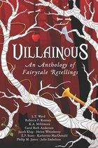 Boek cover Villainous van Helen Whistberry