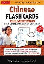 Chinese Flash Cards kit