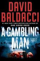 Omslag A Gambling Man