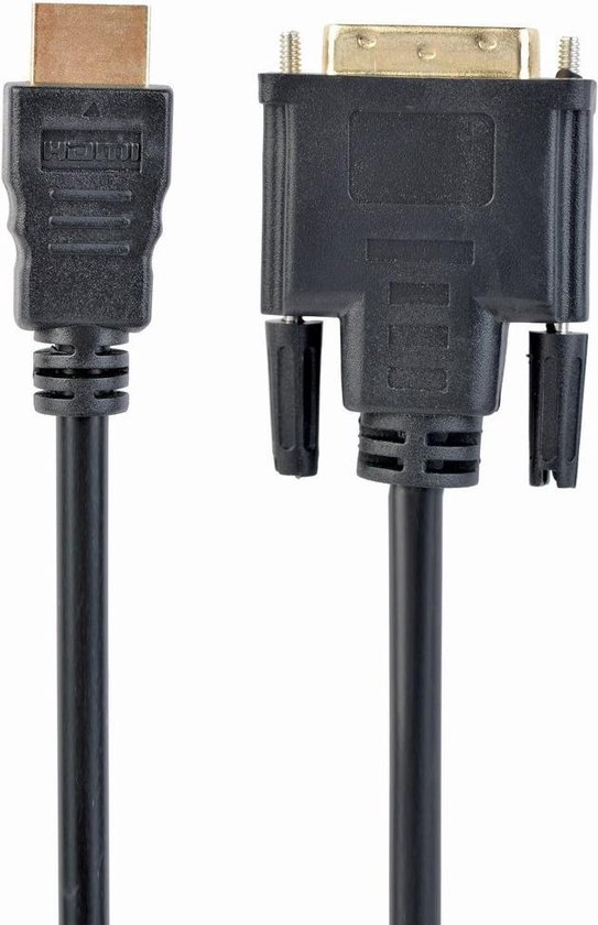 CablExpert CC-HDMI-DVI-0.5M - Adapterkabel, HDMI- DVI (Single Link)