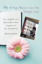 Boek cover Met al mijn kleuren naar het beloofde land - Mijn dagboek over kleurverlies door angsten en een eetstoornis van Denise Lambrichs (Paperback)