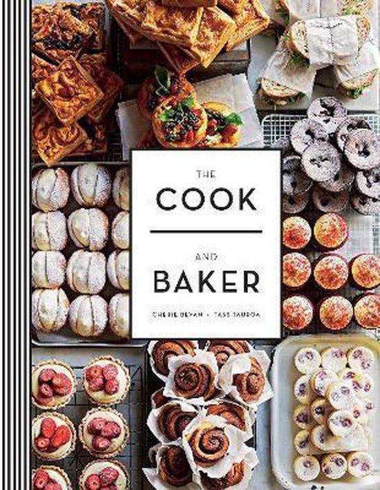 Boek cover The Cook and Baker van Cherie Bevan (Paperback)