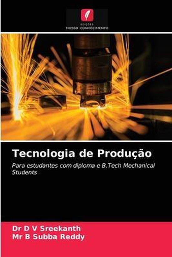 Tecnologia de Producao