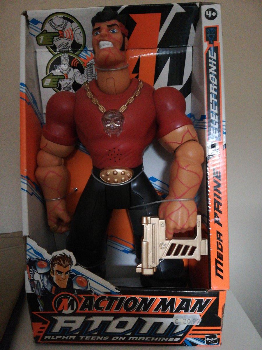 Action Man mega pain