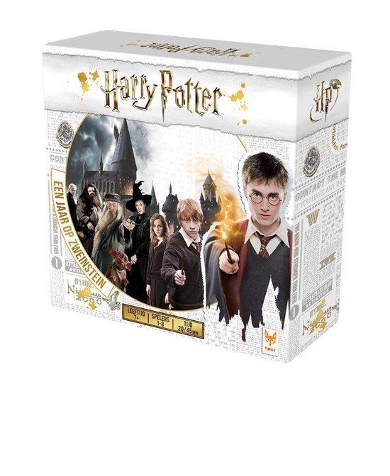 Harry Potter: Een Jaar In Zweinstein - Bordspel