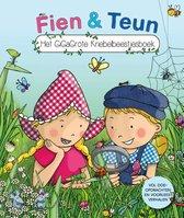 Fien en Teun  -   Het GiGaGrote Kriebelbeestjesboek