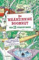 Omslag De Waanzinnige Boomhut 1 - De waanzinnige boomhut van 13 verdiepingen