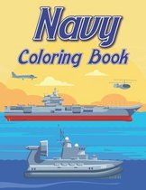 Navy Coloring Book