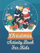 Christmas Activity Books