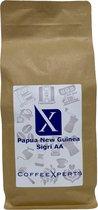 Koffiebonen | Papua New Guinea Sigri AA | 1000 gram | Barista | Filterkoffie | Espresso | Cappuccino | CoffeeXperts