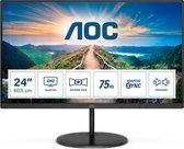 AOC Q24V4EA - QHD IPS Monitor - 24 inch