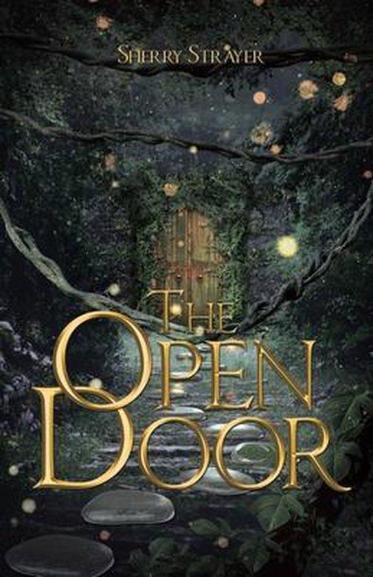 Boek cover The Open Door van SHERRY STRAYER (Paperback)