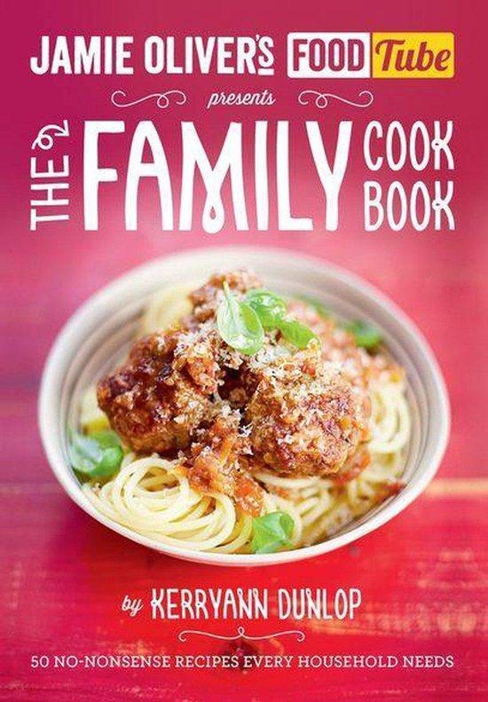 Boek cover Het familiekookboek van Jamie Oliver - kookboek met heerlijke familie gerechten en recepten - familieboek van Jamie Oliver (Onbekend)