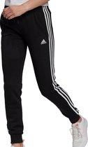 adidas adidas Essentials 3-stripes Broek - Vrouwen - zwart/wit