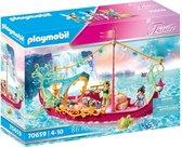 PLAYMOBIL Fairies Romantische feeënboot - 70659