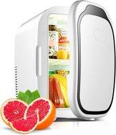 Romarich RMRC-01 - Minikoelkast - MiniBar - Skincare fridge - Kleine Koelkast - Koelbox