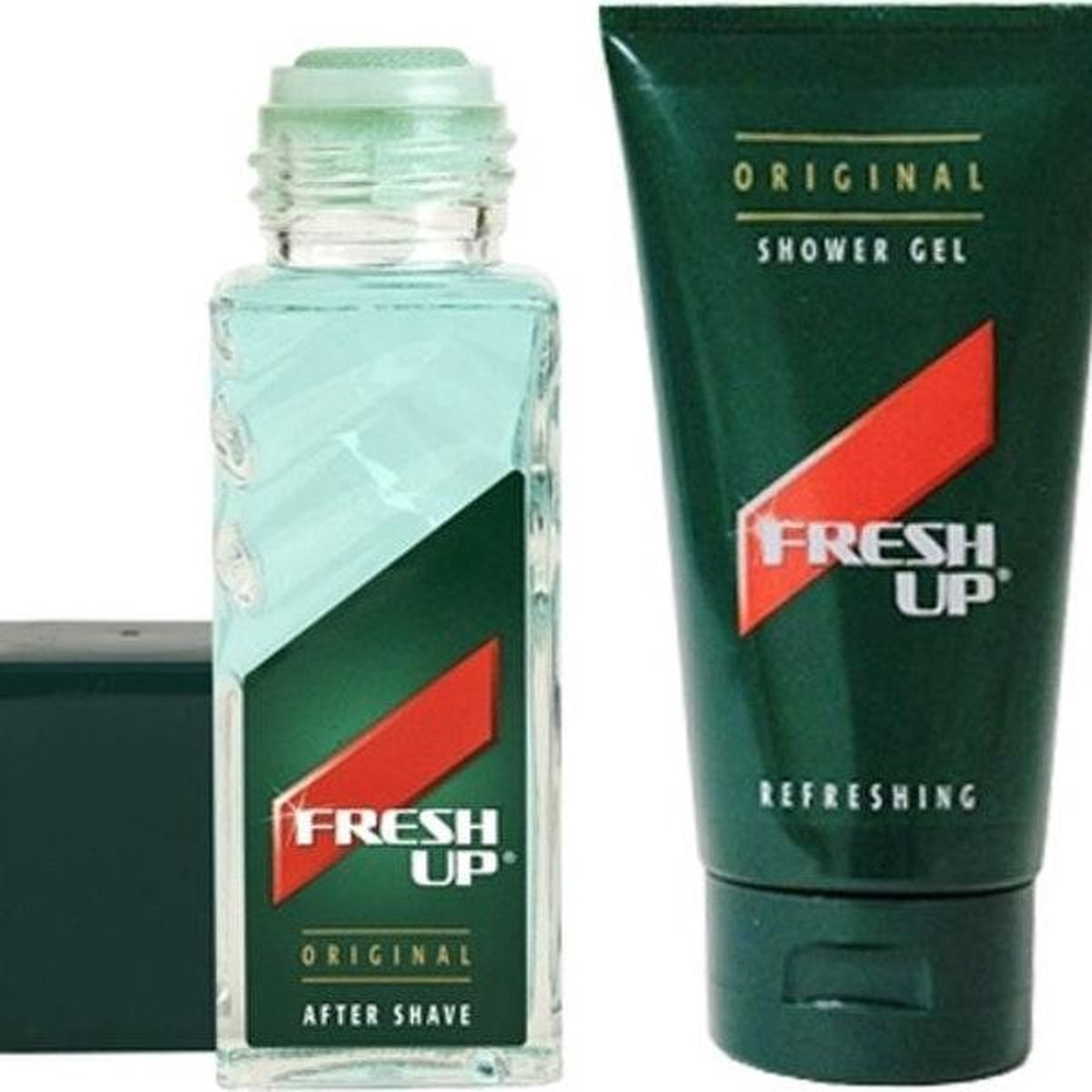 Fresh Up Set Douche + After Shave