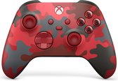 Xbox Draadloze Controller Special Edition - Camo Rood- Series X & S - Xbox One
