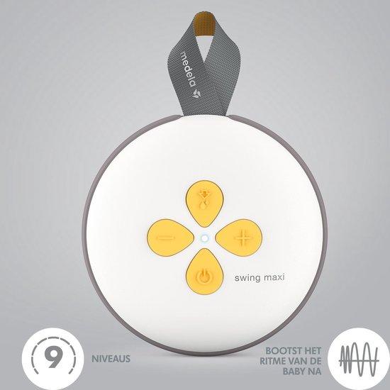 Medela Swing Maxi Borstkolf NIEUW – dubbele elektrische kolf met oplaadbare accu