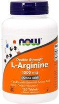 L-Arginine 1000mg - 120 tabletten