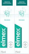 2x Elmex Sensitive Professional Tandpasta 75 ml