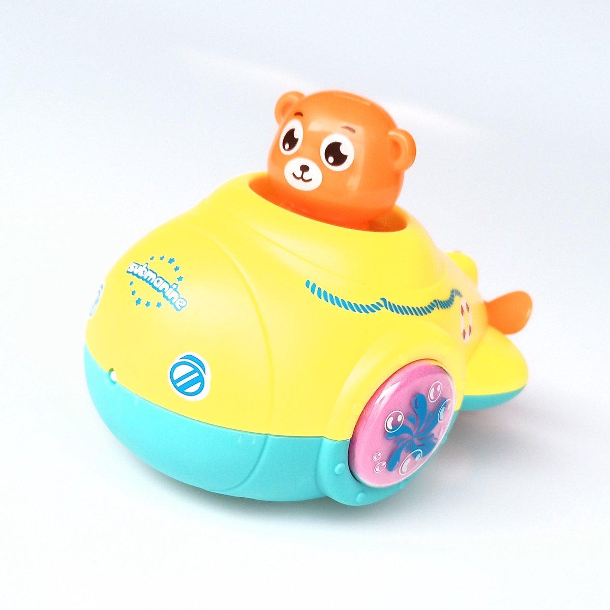 Jobber Waterplay Badspeelgoed - Onderzeeër Bad Boot - Submarine