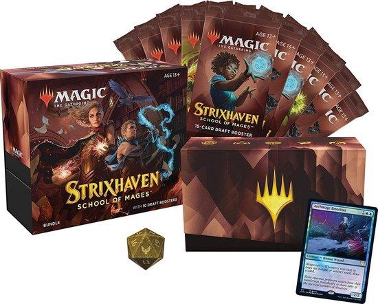 Afbeelding van het spel Strixhaven: School of Mages Bundle - Magic The Gathering