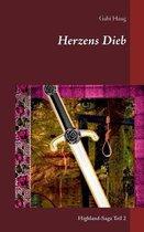 Boek cover Herzens Dieb van Gabi Haug