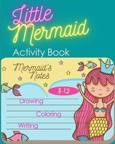 Little Mermaid Activity Book