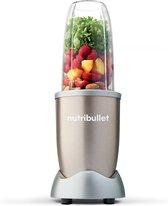 NutriBullet Pro - 5-delig - 900 Watt - Blender - Champagne