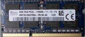 Hynix DDR3 1600MHz 4GB 2Rx8 PC3L-12800S-11-12-F3