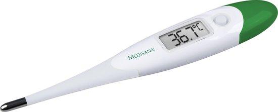Medisana TM 700 - Lichaamsthermometer - Grijs