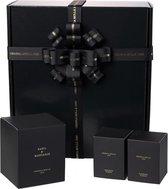 Cereria Mollà 1899 Geurkaarsen Geschenkenset Giftset cadeau doos Box Geurkaarsen Verrassingspakket Basil & Mandarin Ideaal cadeau Zomergeur