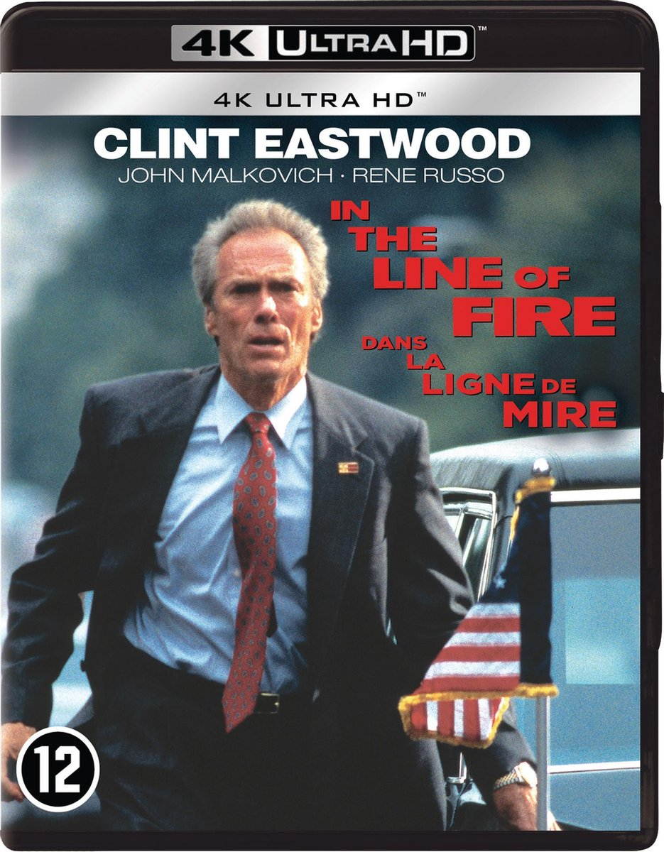 In The Line Of Fire-