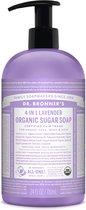 Dr. Bronner Shikakai zeep lavendel (710ml)