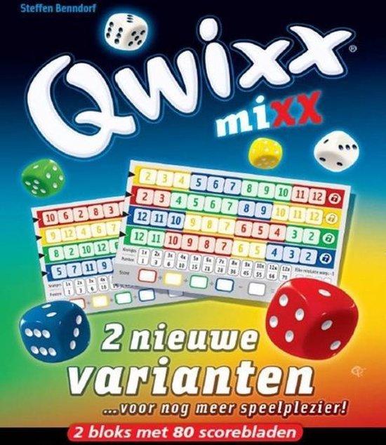 Qwixx Mixx - Uitbreiding