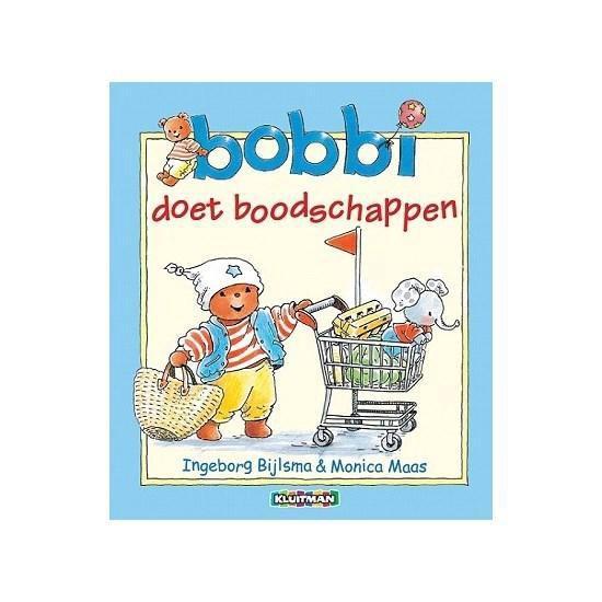 Boek cover Bobbi doet boodschappen adv. 7 99 van Ingeborg Bijlsma (Hardcover)