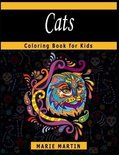 Cats Coloring Book for Kids