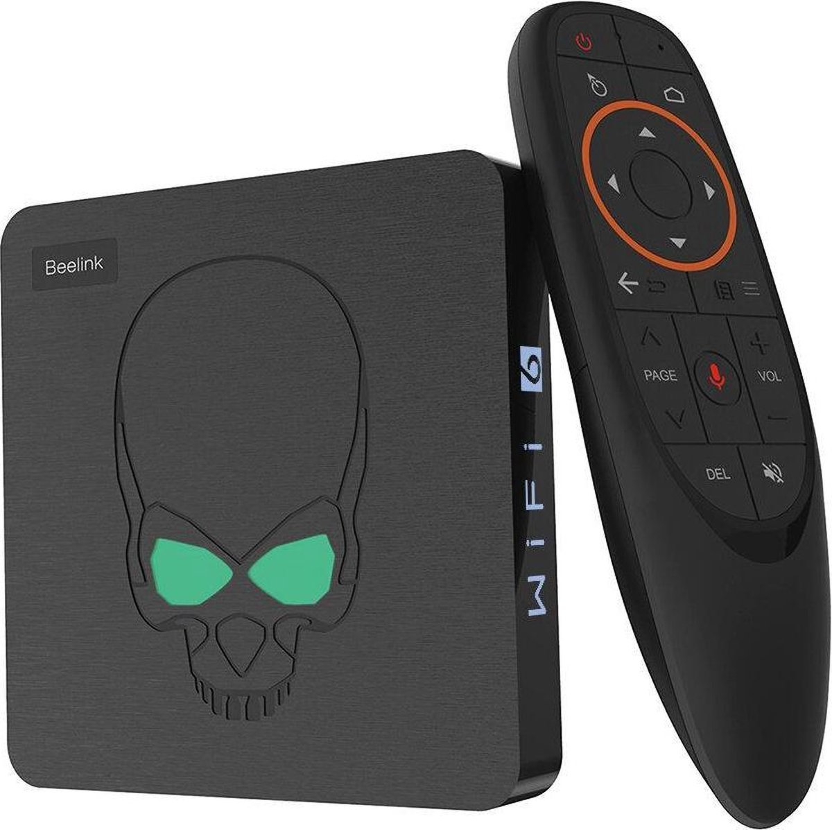 Beelink GT-King Android TV Box – Android 9.0 – 4GB RAM 64GB ROM – Amlogic S922X
