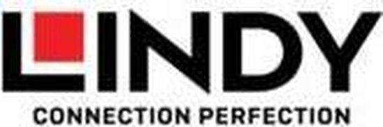 LINDY VGA Verlengkabel 2.00 m 36393 Zwart [1x VGA-stekker - 1x VGA-bus]